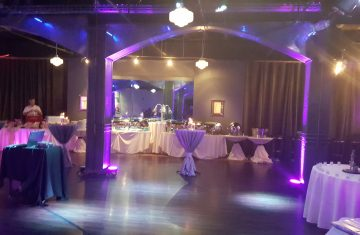 Event Lighting and Decorations
