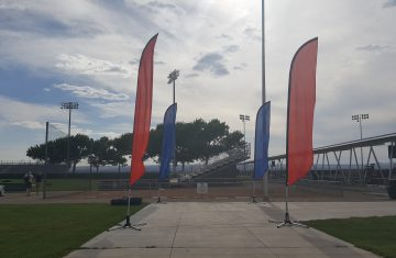 Feather flag rentals